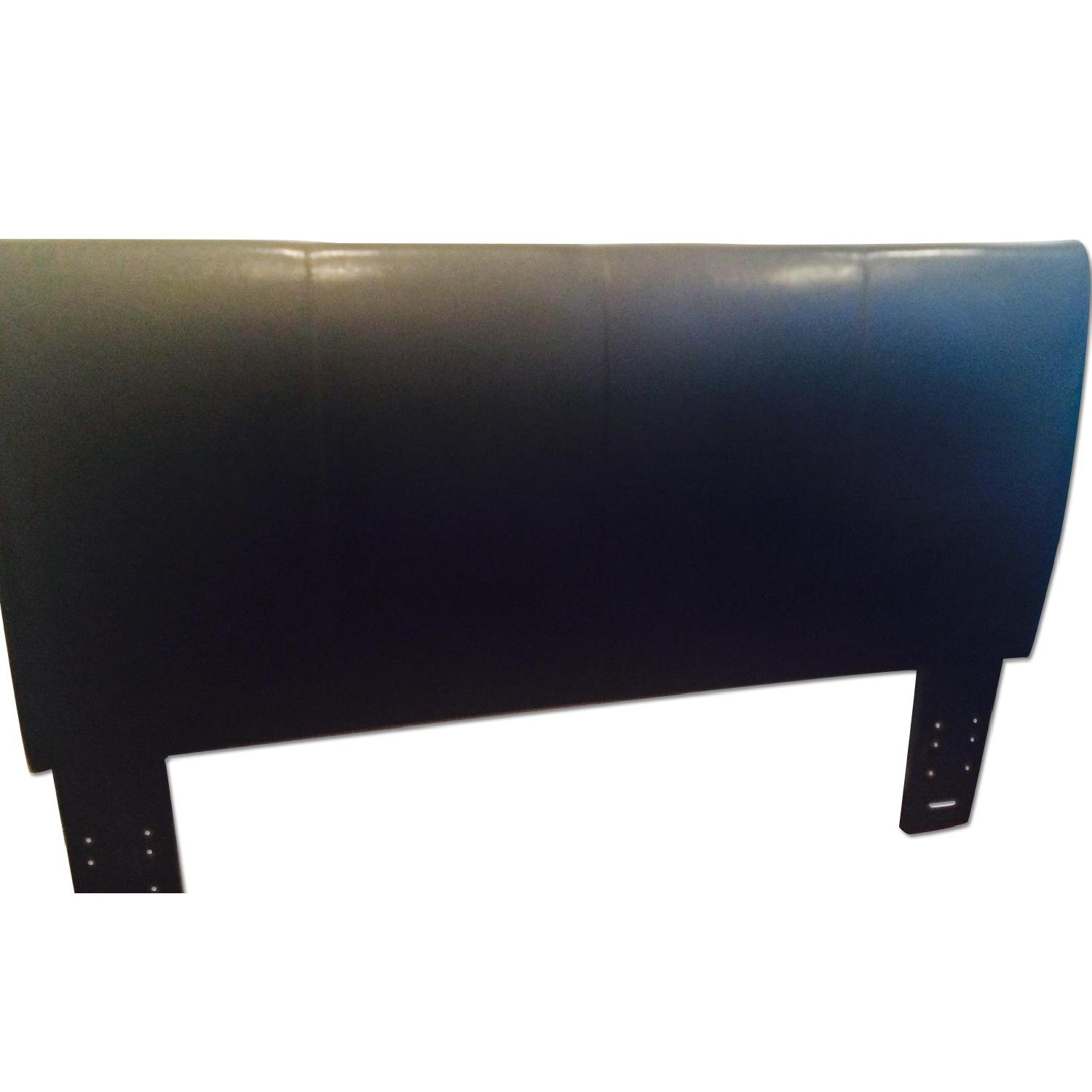 Faux Leather Headboard - image-0