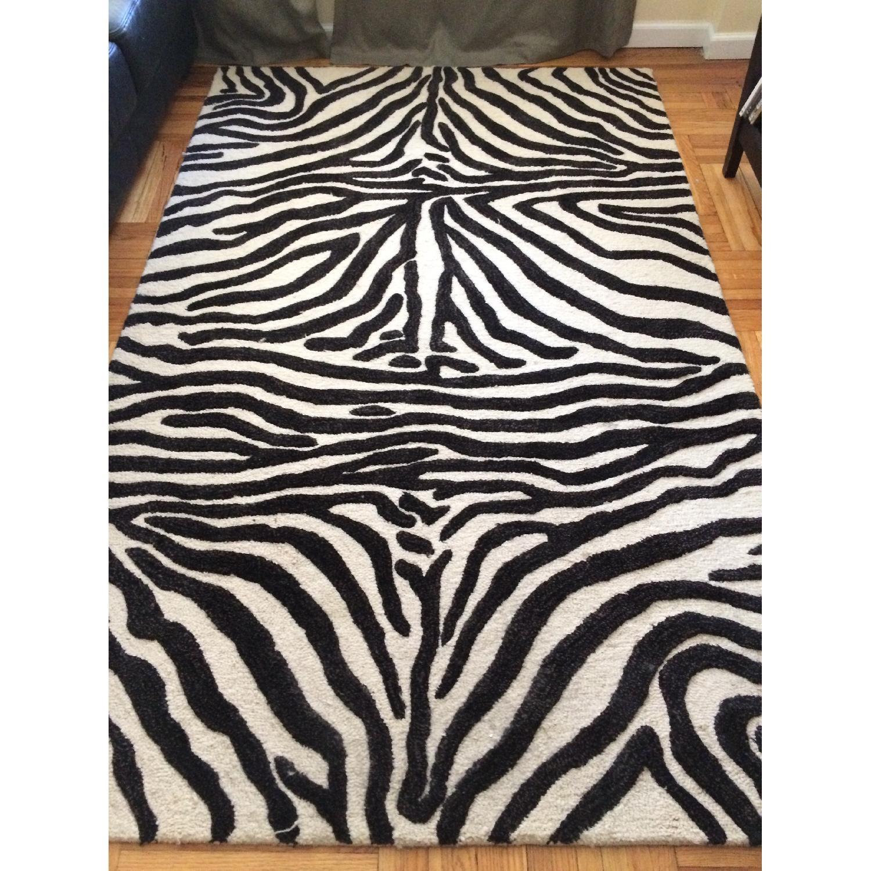 Zebra Rug - image-2