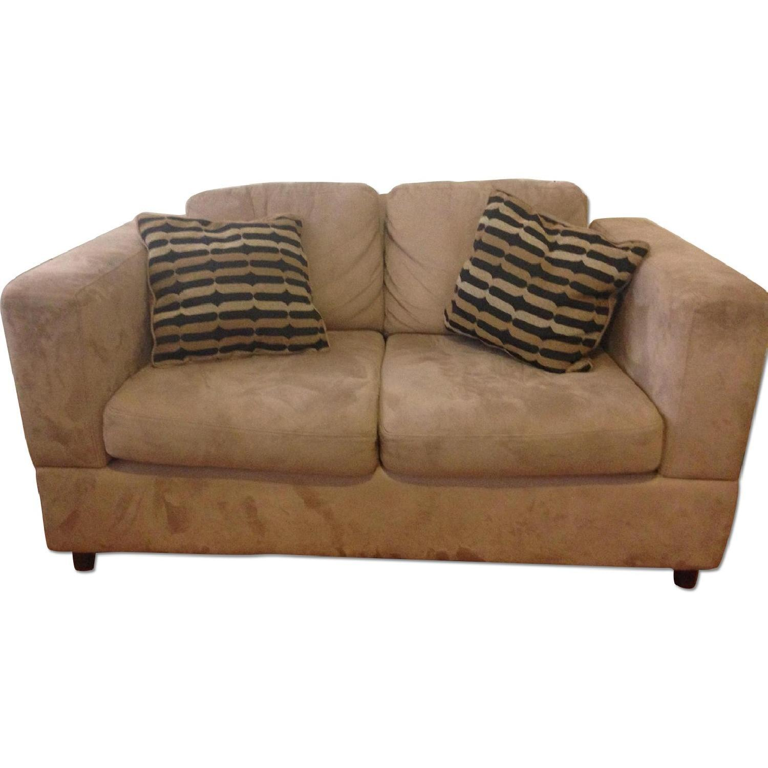 Jennifer Convertibles Loveseat - image-0
