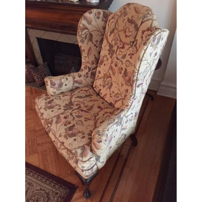 Ethan Allen Queen Anne Chair- Pair - image-2