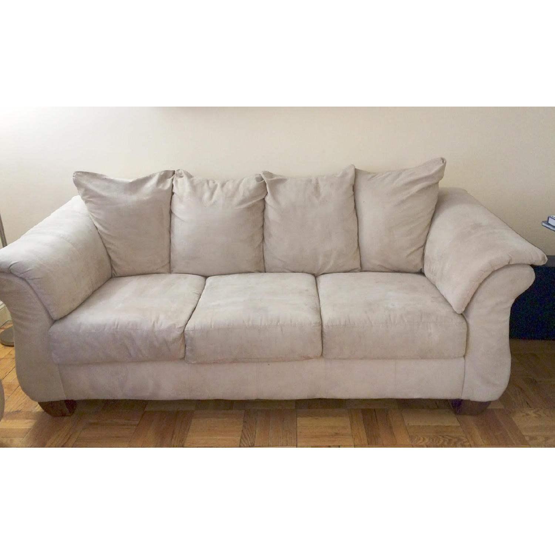 Ashley Furniture Darcy Sofa & Loveseat Set - image-3
