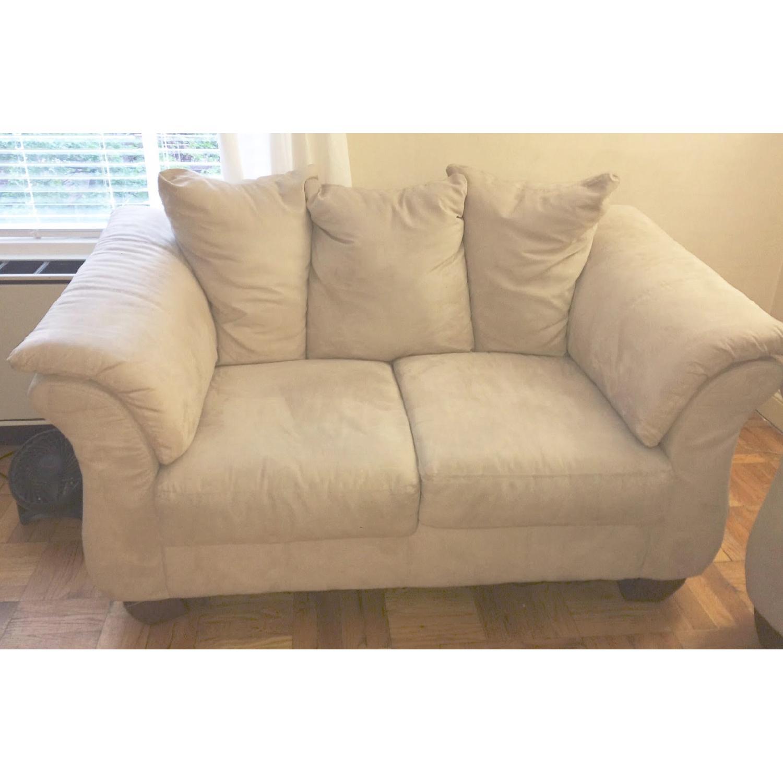 Ashley Furniture Darcy Sofa & Loveseat Set - image-4