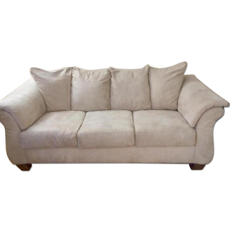 Ashley Furniture Darcy Sofa & Loveseat Set - image-0