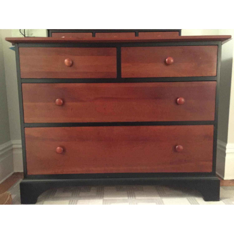 Ethan Allen Cherry Dresser - image-2