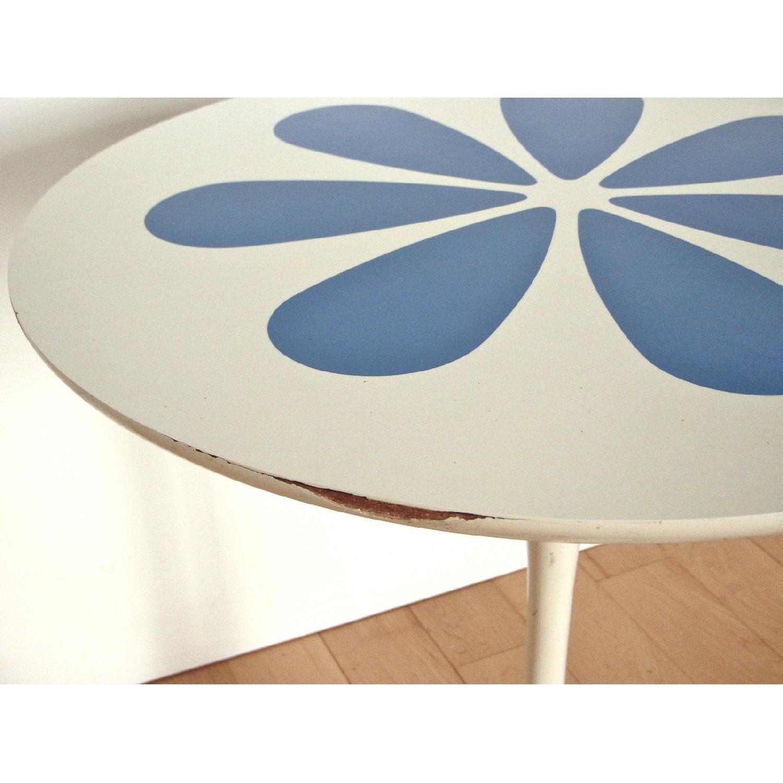 Mid Century Modern Knoll Saarinen Tulip Style Table - image-7