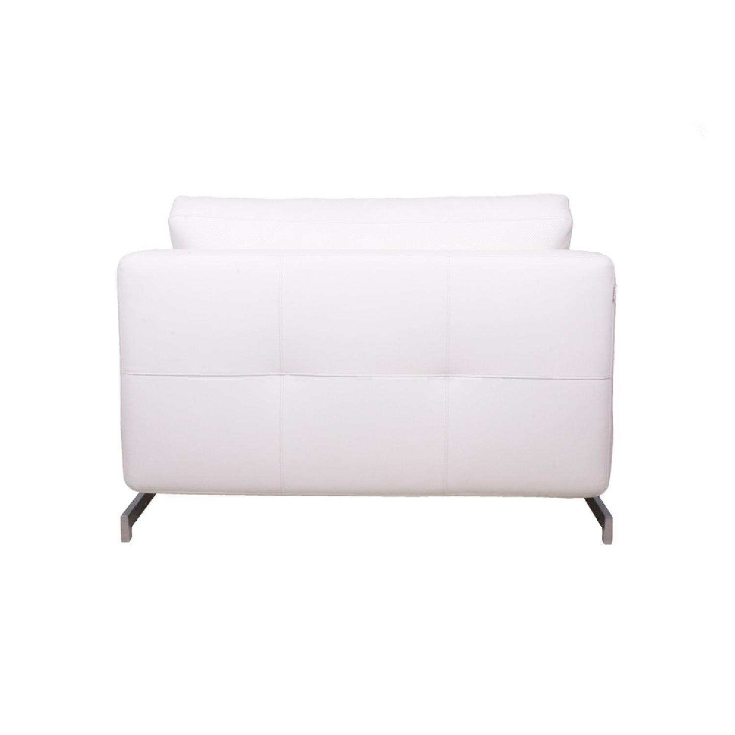 The Smart Sofa White JR Sofa Bed - image-2