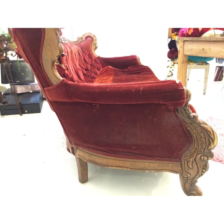 Vintage Rokoko Sofa - image-3