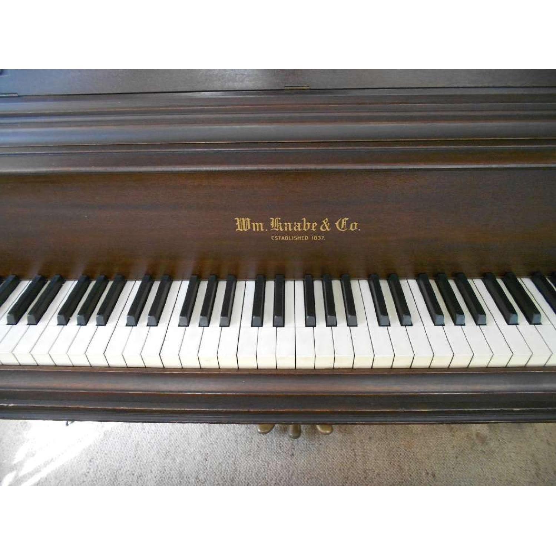 1938 Knabe Baby Grand Piano - image-1