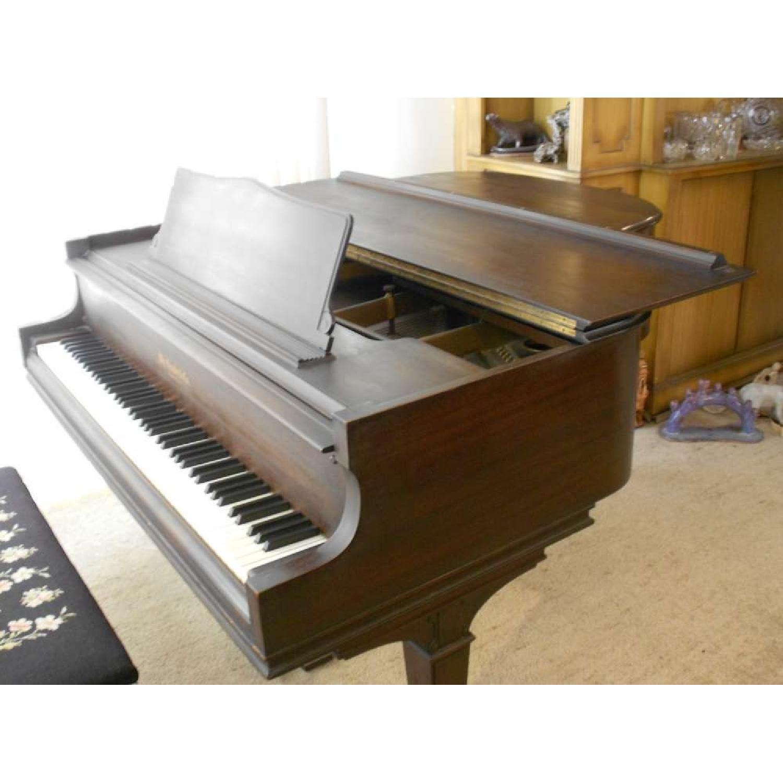 1938 Knabe Baby Grand Piano - image-7