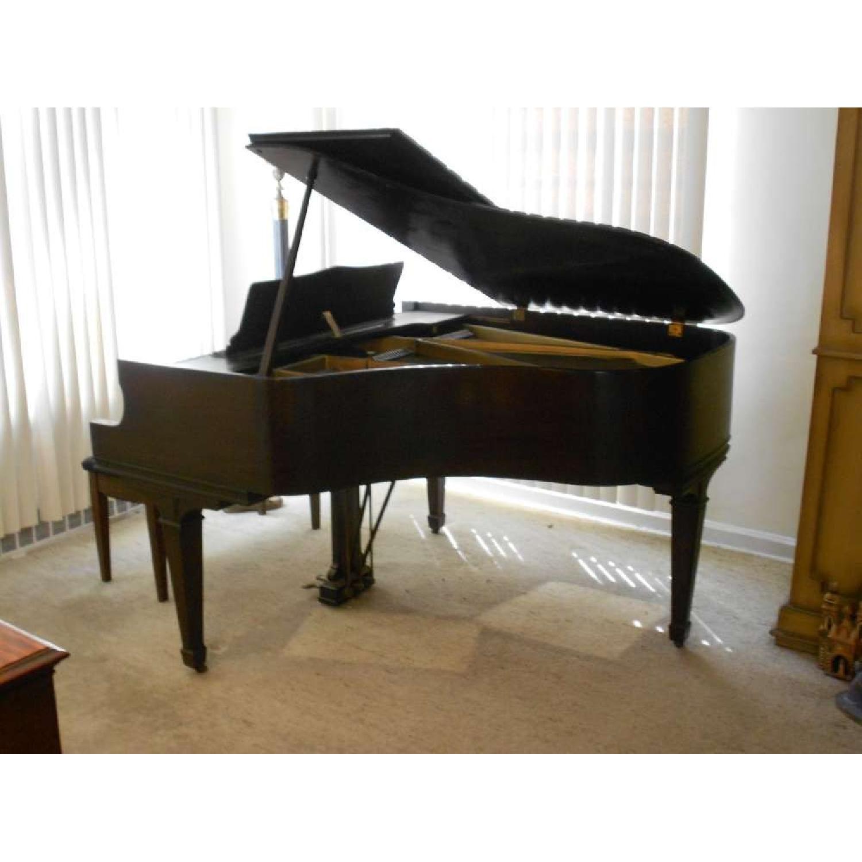 1938 Knabe Baby Grand Piano - image-8