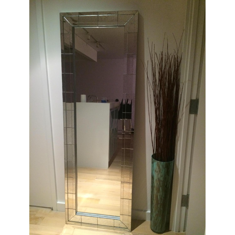Coaster Fine Furniture Antique Standing Floor Mirror - image-1