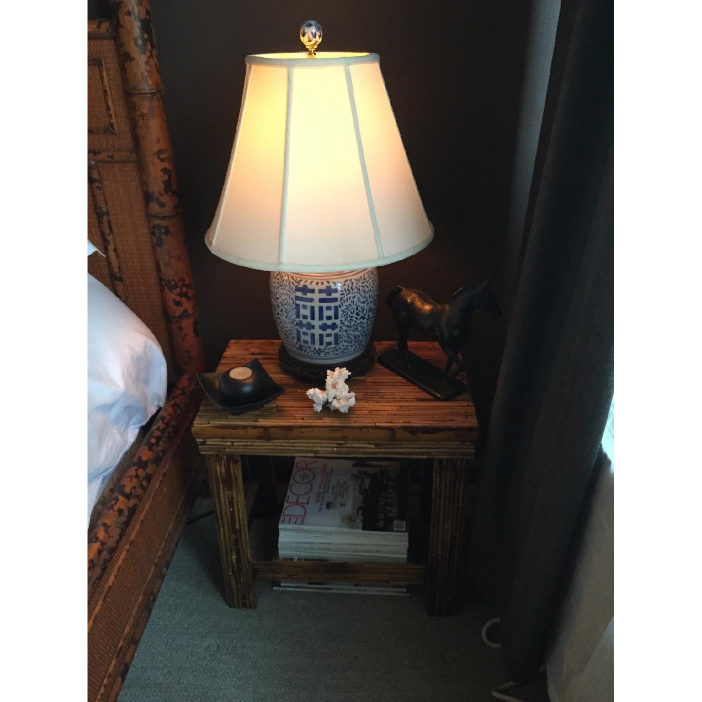Oriental Table Lamp - image-1