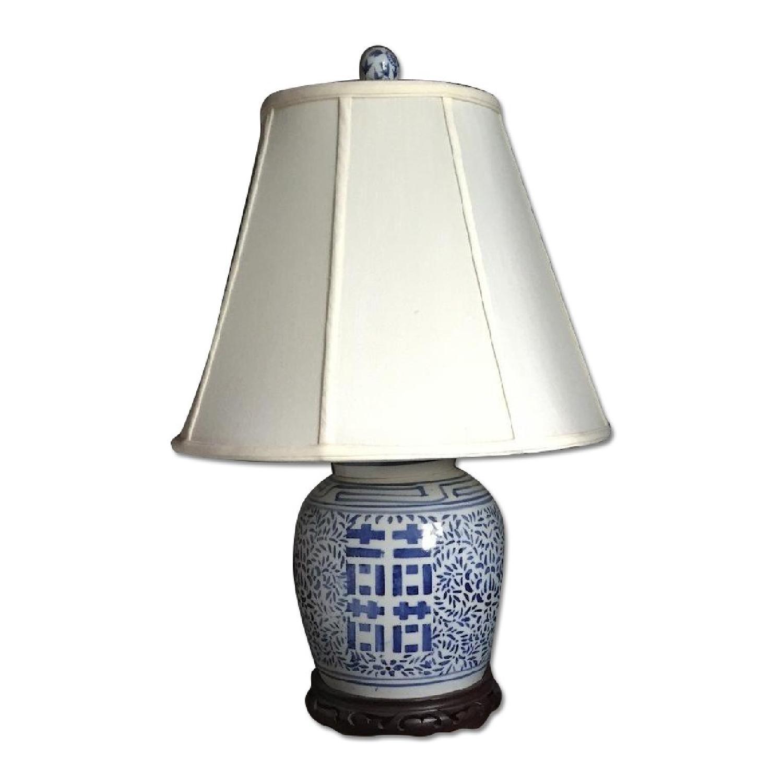Oriental Table Lamp - image-0