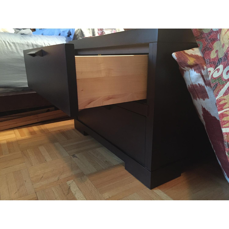 Jensen Lewis 2 Drawer Bedside Tables - Pair - image-3