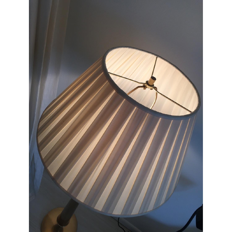 Gracious Home Brass Floor Lamp - image-4