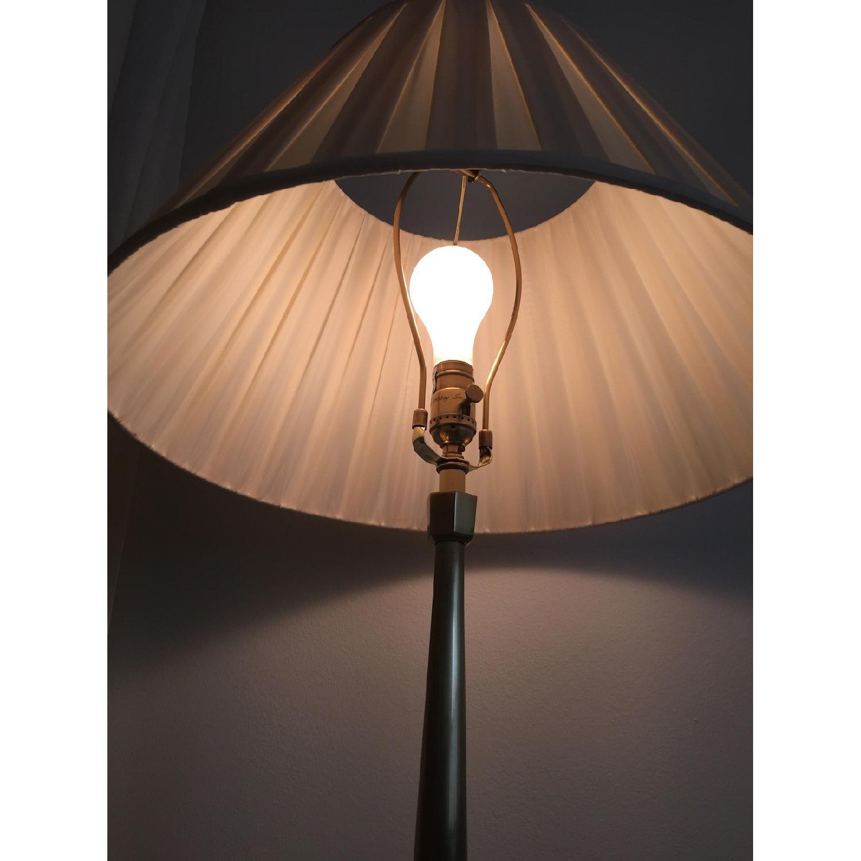 Gracious Home Brass Floor Lamp - image-5