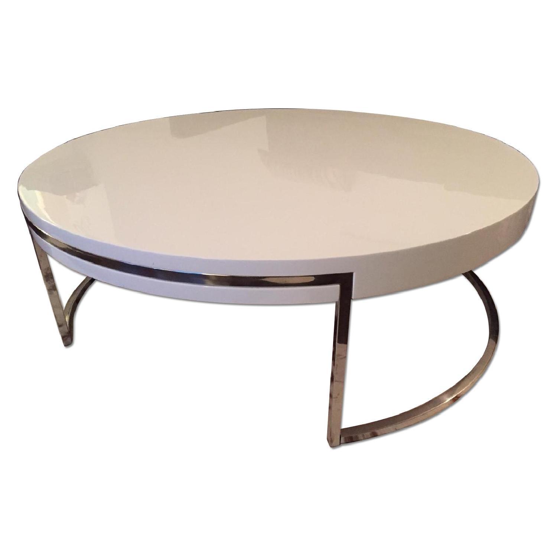 Pangea Home Riso Coffee Table - image-0