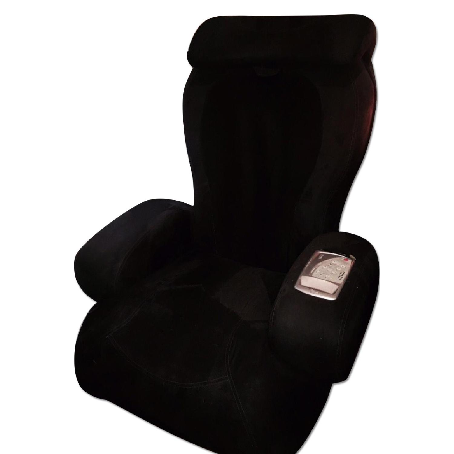 The Sharper Image iJoy Massage Chair - image-0