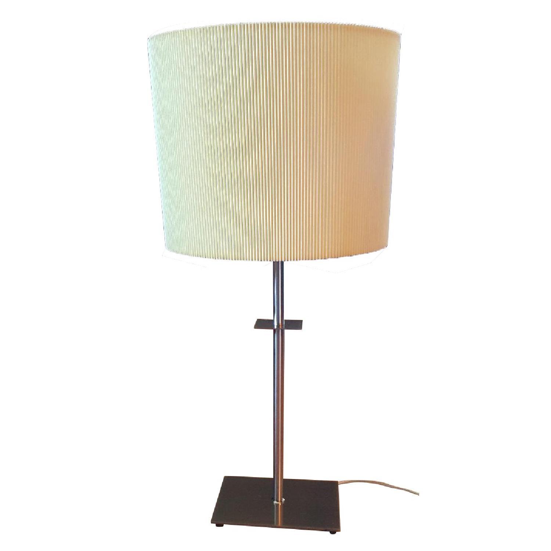 Metal Table Lamp - image-0