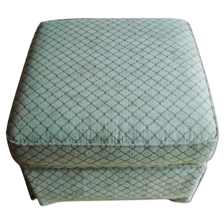 Bassett Sofa + Matching Chair & Ottoman - image-7