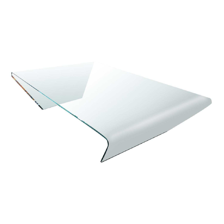 Conran Shop Italian Glass Coffee Table - image-0