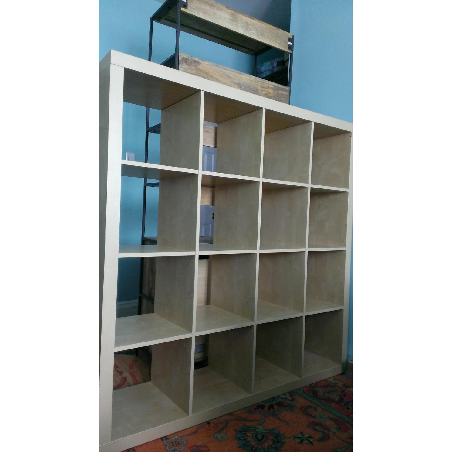 Ikea Expedit Bookcase in Birch - image-1
