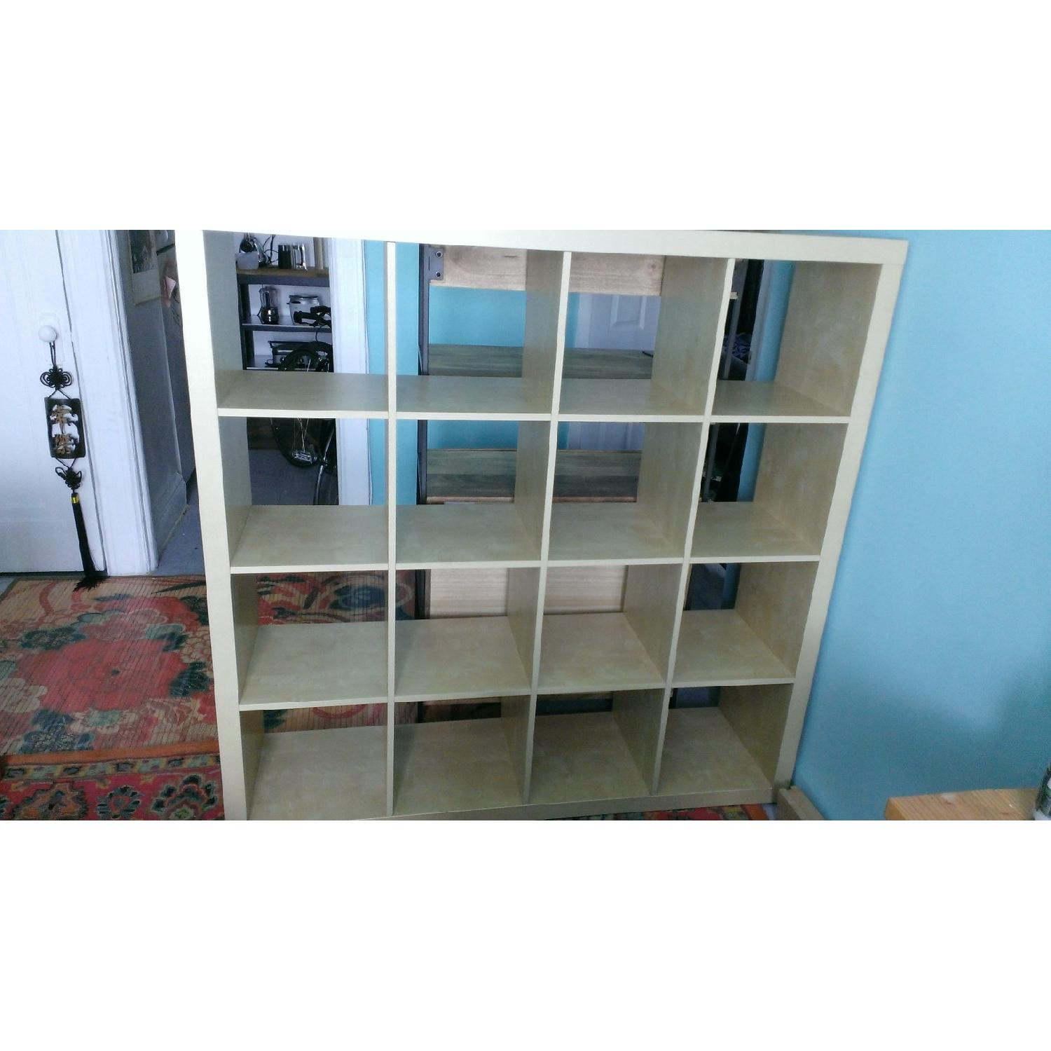 Ikea Expedit Bookcase in Birch - image-2