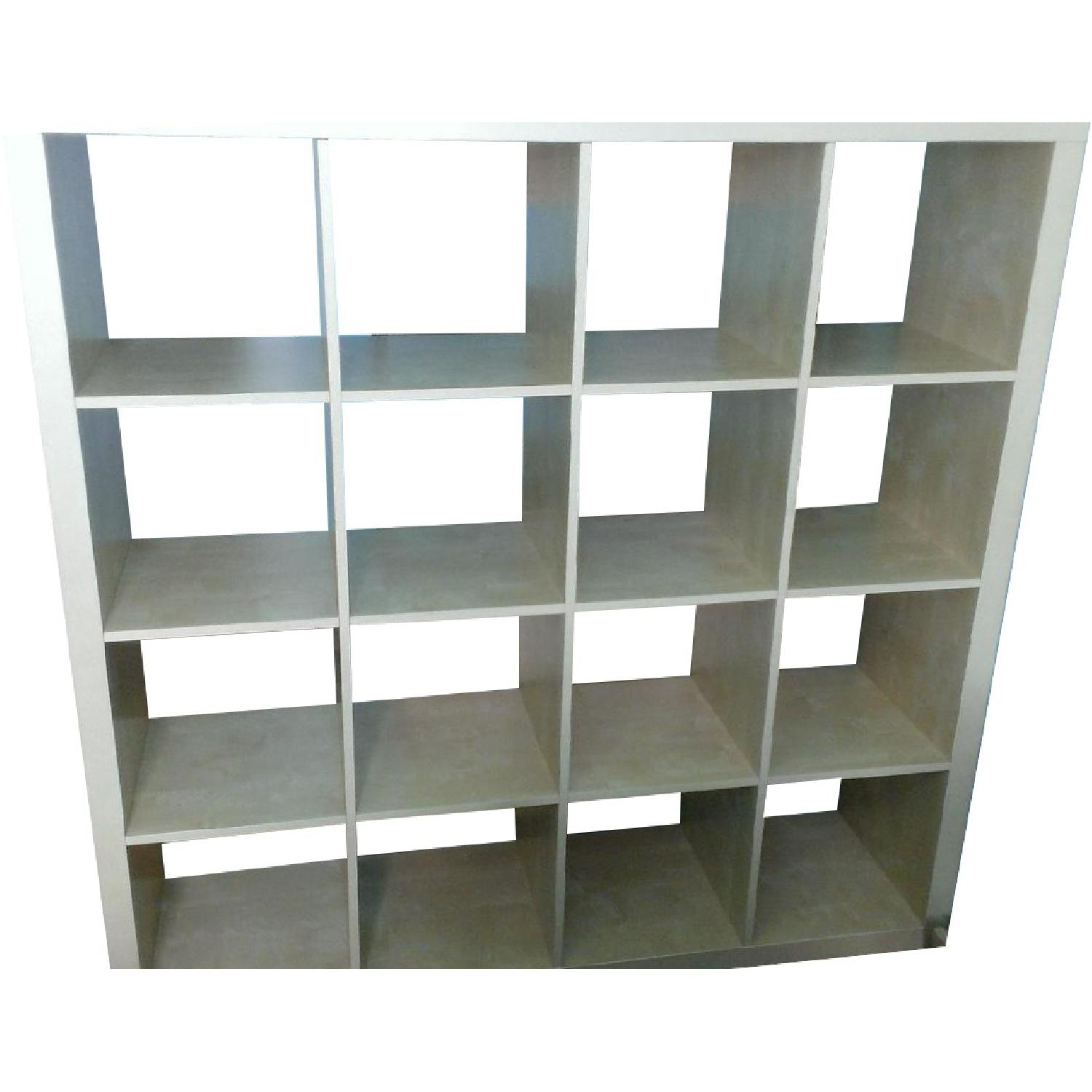 Ikea Expedit Bookcase in Birch - image-0