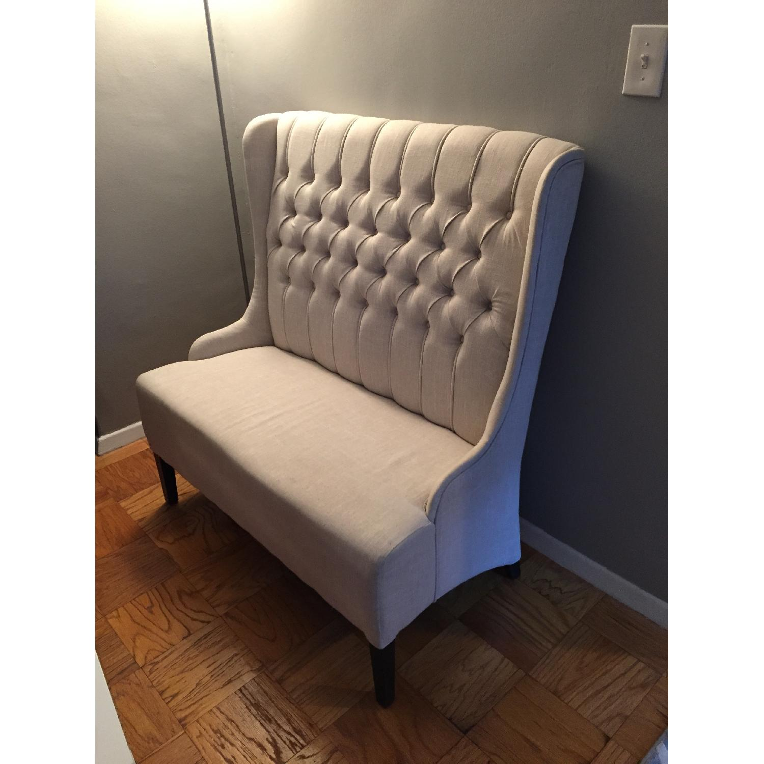 Tufted Banquette - image-2