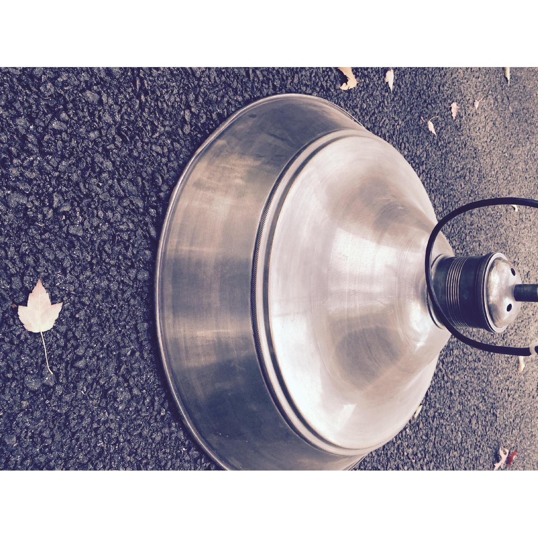 Lillian August Hanging Round Metal Light Pendant - image-2