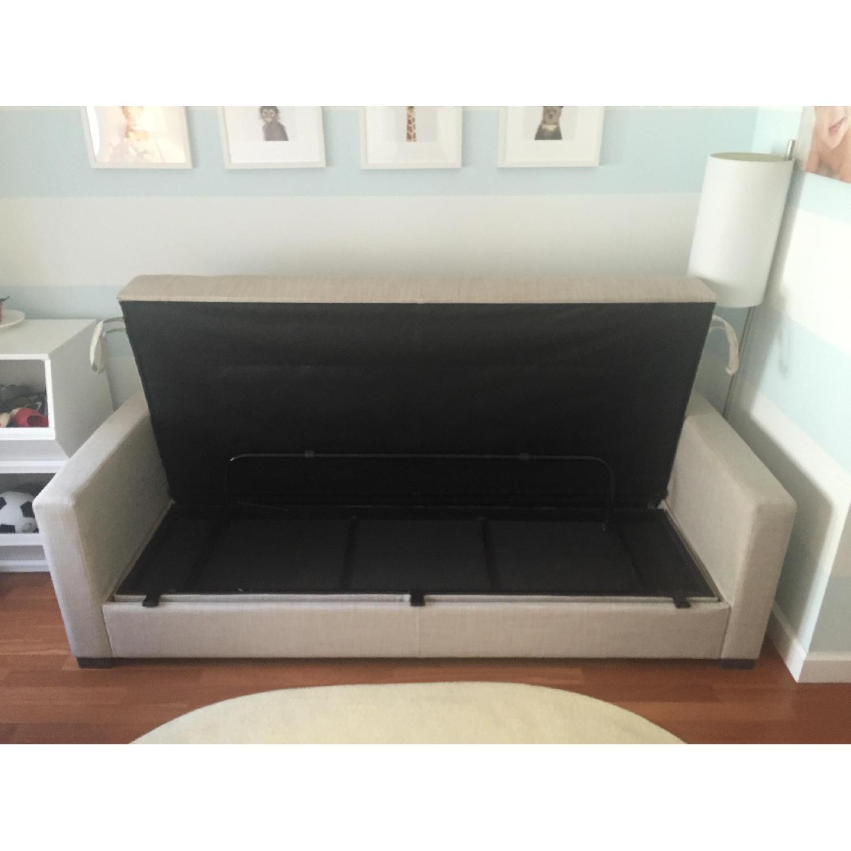 Lazzoni Vetro Triple Sleeper Sofa - image-2