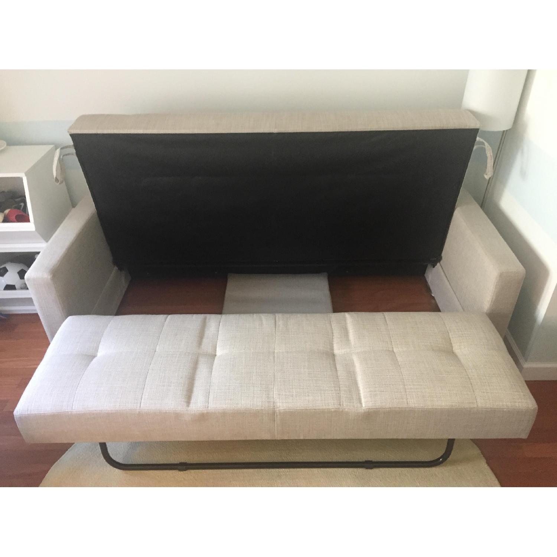 Lazzoni Vetro Triple Sleeper Sofa - image-3