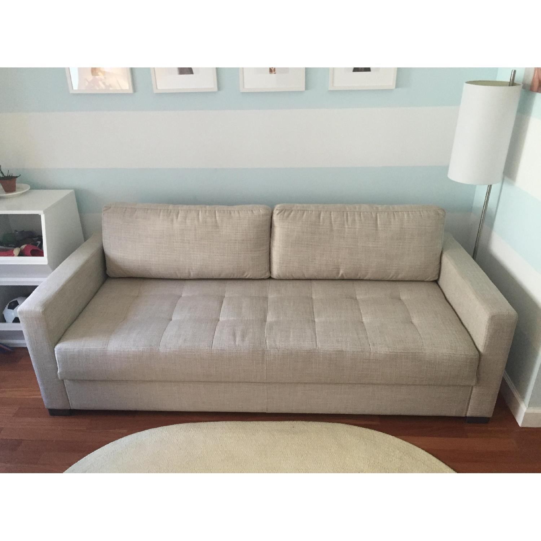 Lazzoni Vetro Triple Sleeper Sofa - image-5