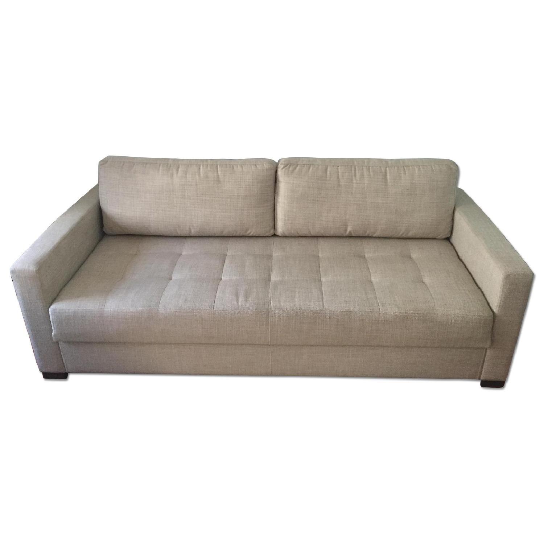 Lazzoni Vetro Triple Sleeper Sofa - image-0