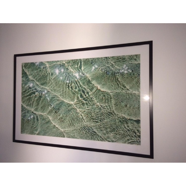 Pottery Barn Glimmer Framed Print By Lupen Grainne - image-1