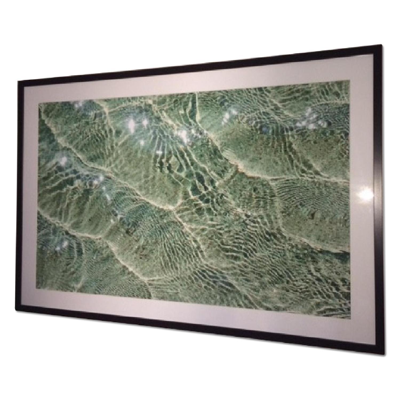 Pottery Barn Glimmer Framed Print By Lupen Grainne - image-0