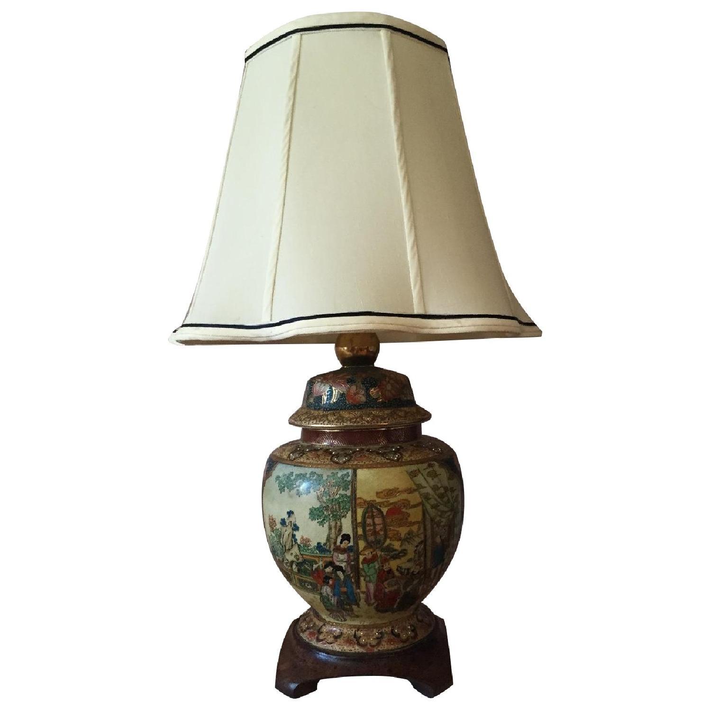Asian Lamp - image-0