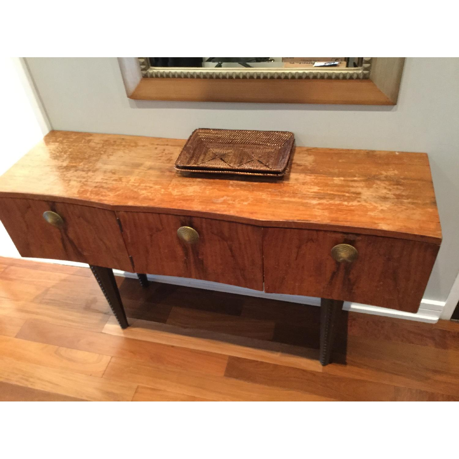 Gilbert Rhode Antique Console Table - image-1
