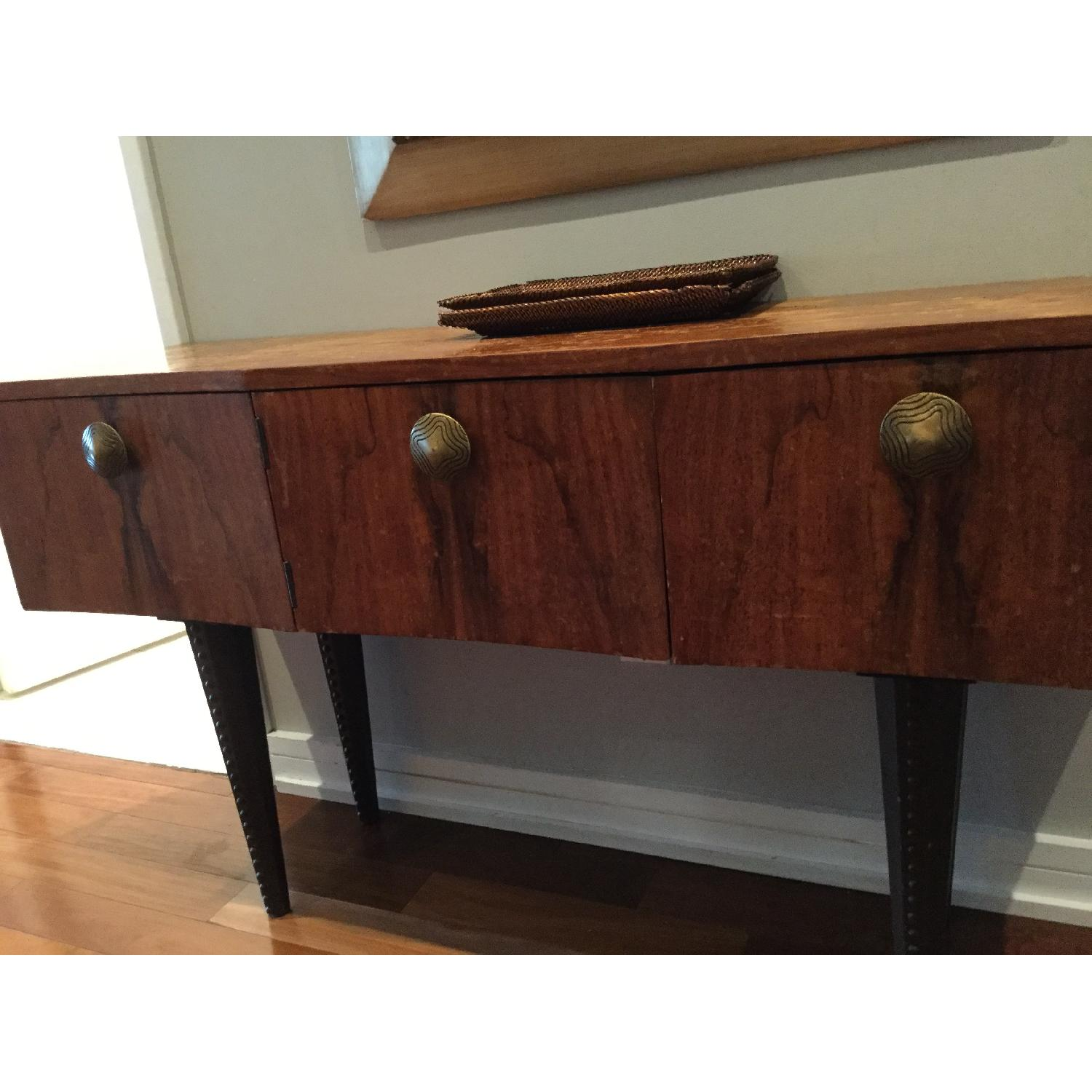 Gilbert Rhode Antique Console Table - image-3