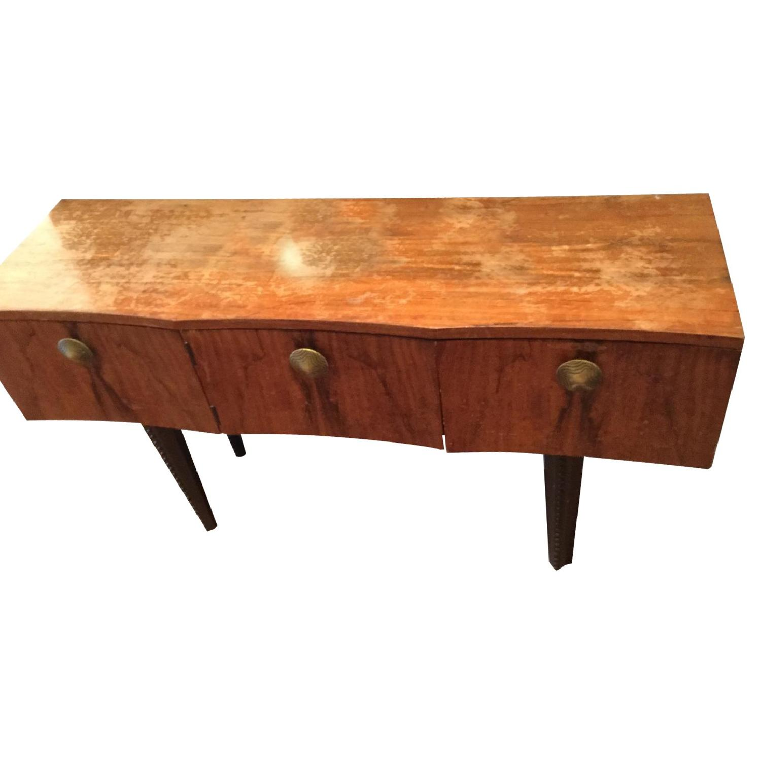 Gilbert Rhode Antique Console Table - image-0