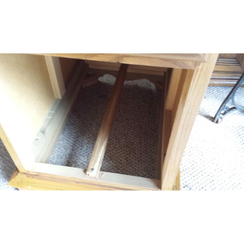 Scan Solid Oak Desk - image-3