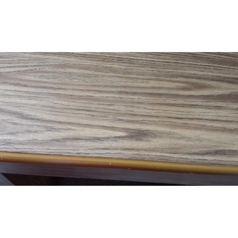 Scan Solid Oak Desk - image-8