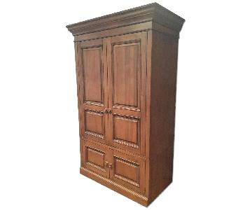 Ethan Allen New Country TV Armoire