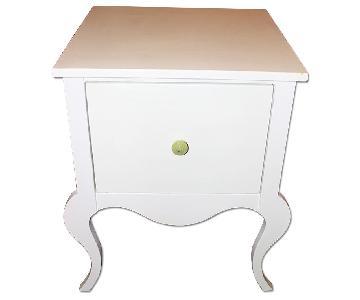 Custom Bedroom Side Table