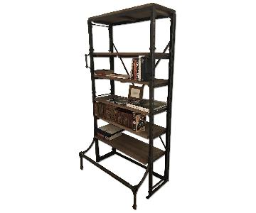 Restoration Hardware French Library Single Shelving