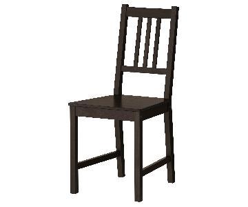 Ikea Black Dining Chairs
