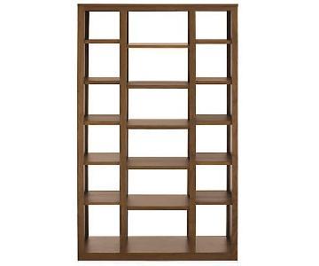 Room & Board Woodwind Open-Back Bookcase