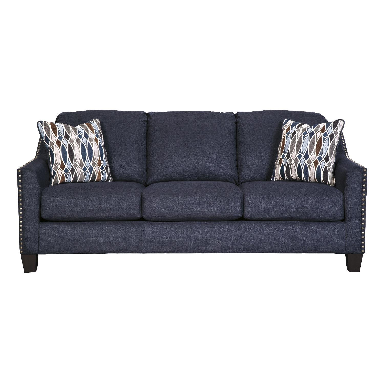 Urban Outfitters Mid Century Modern Convertible Sofa AptDeco