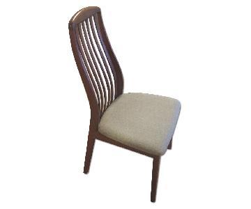 Adaptations Mid Century Danish Dining Room Chair