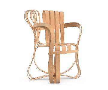 Knoll Frank Gehry Cross Check Chair